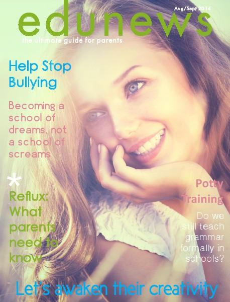 EduNews Magazine EduNews Aug/Sept