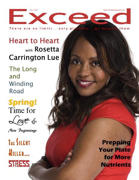 Exceed Magazine April 2014