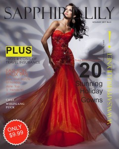 Sapphire Lily Winter/Holiday 2011