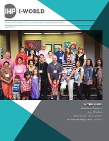 I-World: Alumni and Friends of International House Newsletter