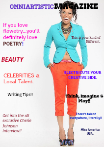 OMNIARTISTIC MAGAZINE July25. 2013 Issue. 01