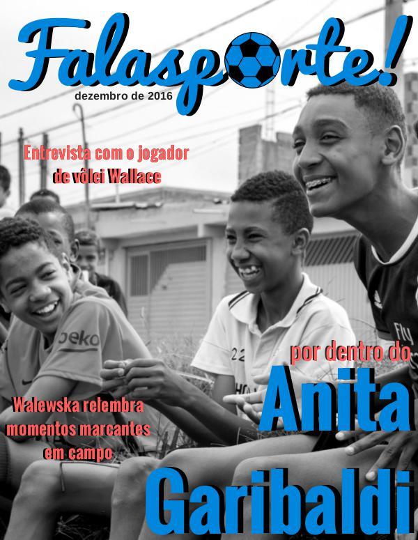 Falasporte! Primeira Edição Falasporte! Primeira edição
