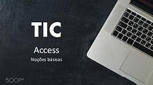 Access - noções básicas 1