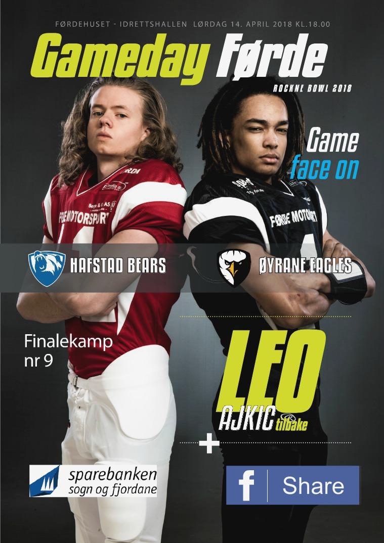 Magasinet Gameday Førde 2018