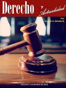Derecho y Actualidad