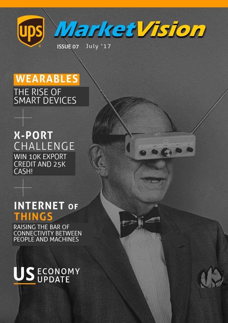 UPS Market Vision July- High Tech