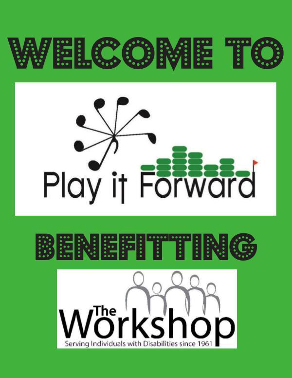 Play It Forward 2017 The Workshop