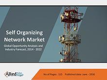 Self Organizing Network Market worth $8.3 billion by 2022
