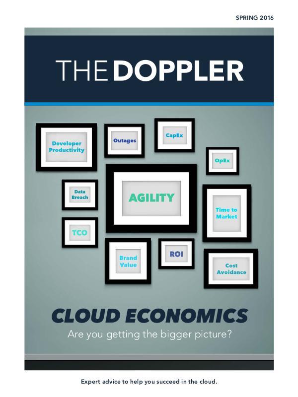 The Doppler Quarterly Spring 2016
