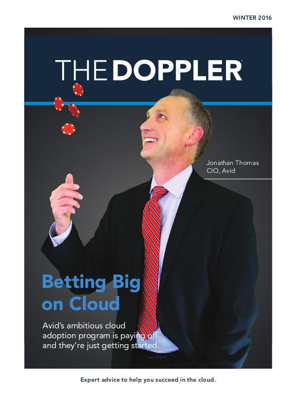The Doppler Quarterly Winter 2016