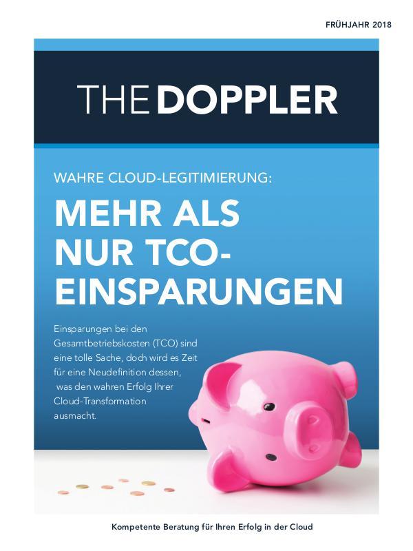 The Doppler Quarterly (DEUTSCHE) Frühjahr 2018