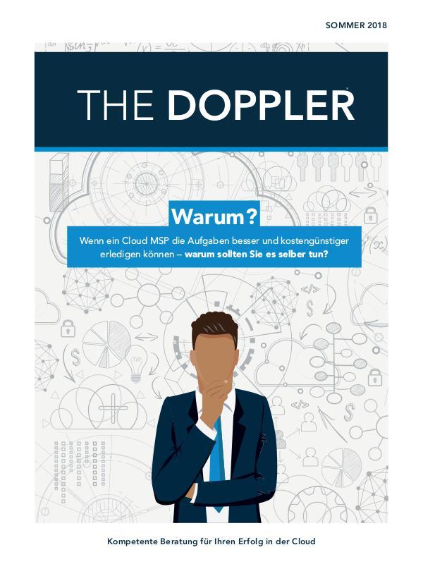 The Doppler Quarterly (DEUTSCHE) Sommer 2018