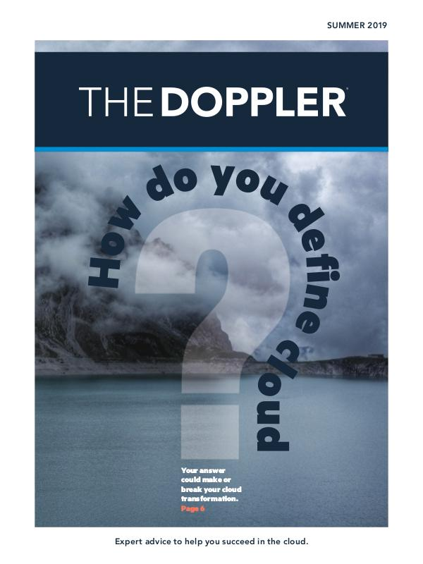 The Doppler Quarterly Summer 2019