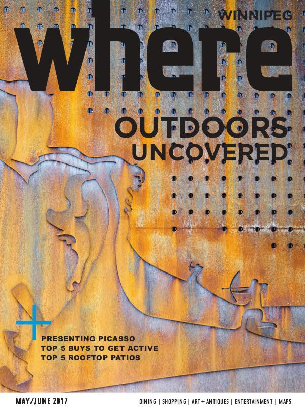Where May June 2017 Volume 28 Number 1