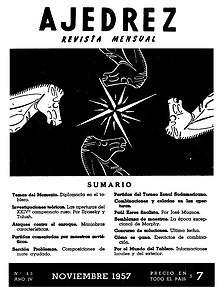 Ajedrez Revista Mensual