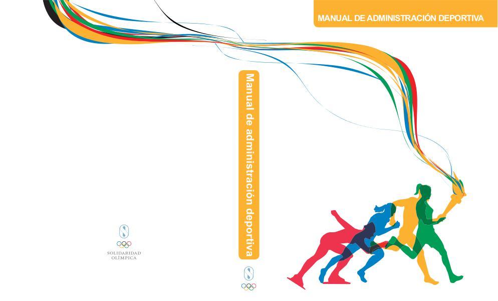 Manual de Administración Deportiva 2014