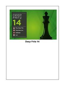 Manual de Deep Fritz 14