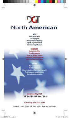 Manual de DGT North American