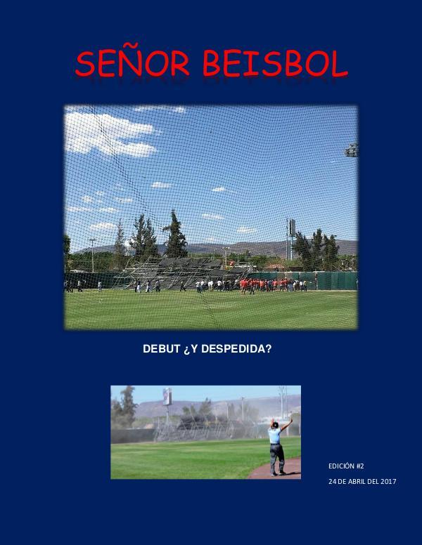 SEÑOR BEISBOL #2