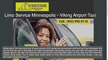 Minneapolis MSP Airport Taxi   Limousine Service in MN and Saint Paul