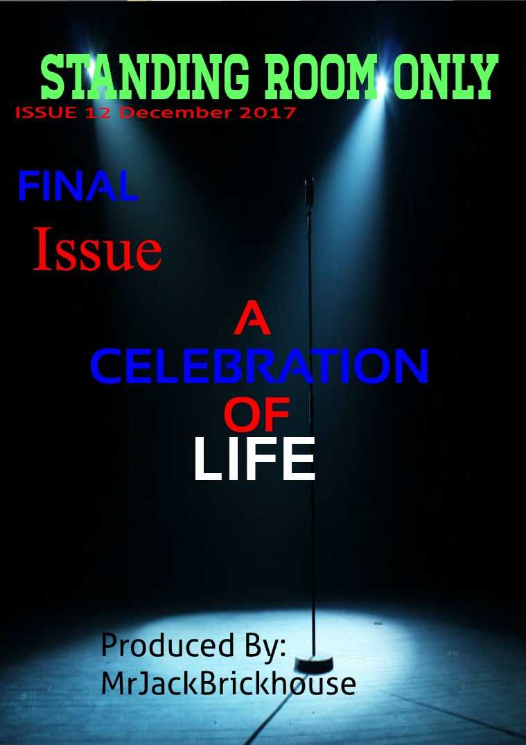 Standing Room Only Issue 12 December 2017