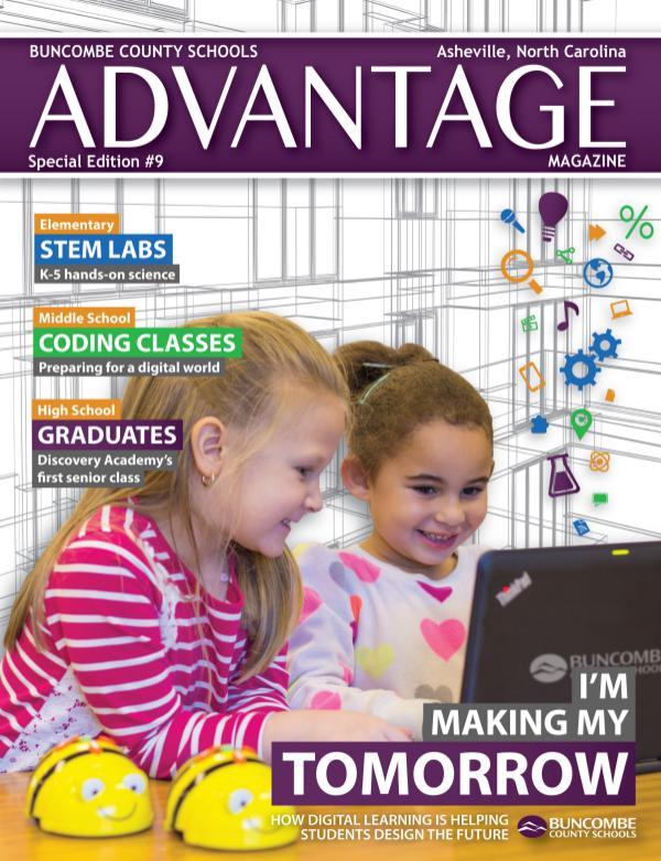 BCS Advantage Magazine Special Edition #9