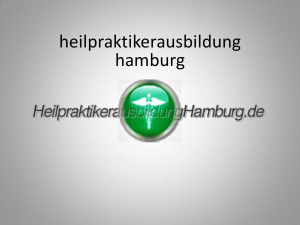 heilpraktikerausbildung in hamburg heilpraktikerausbildung in hamburg