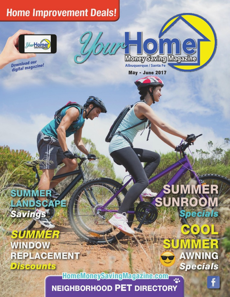 Your Home Magazine May June 2017 Your Home Magazine