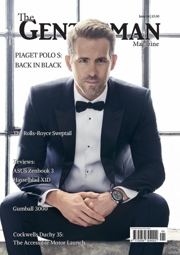 The Gentleman Magazine Issue 4   August/September
