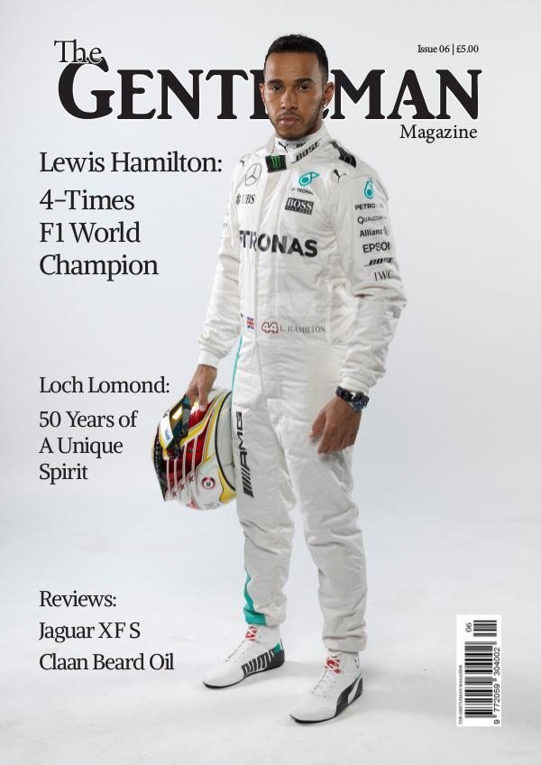 The Gentleman Magazine Issue 6 | December 2017