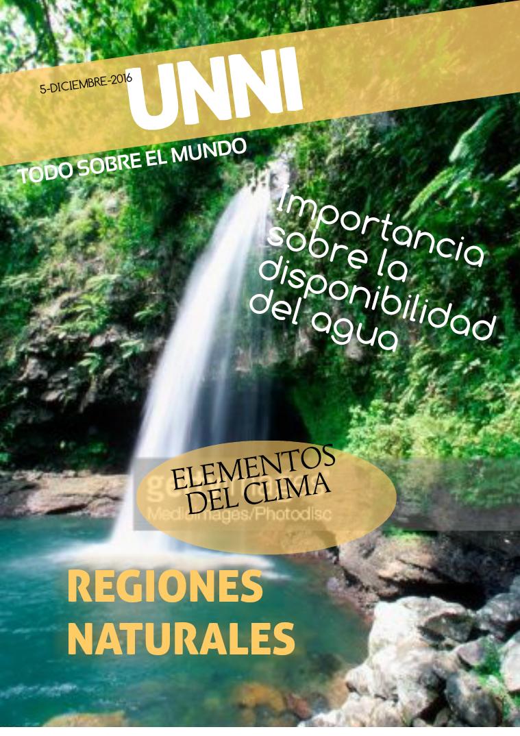 My first Magazine Geografia