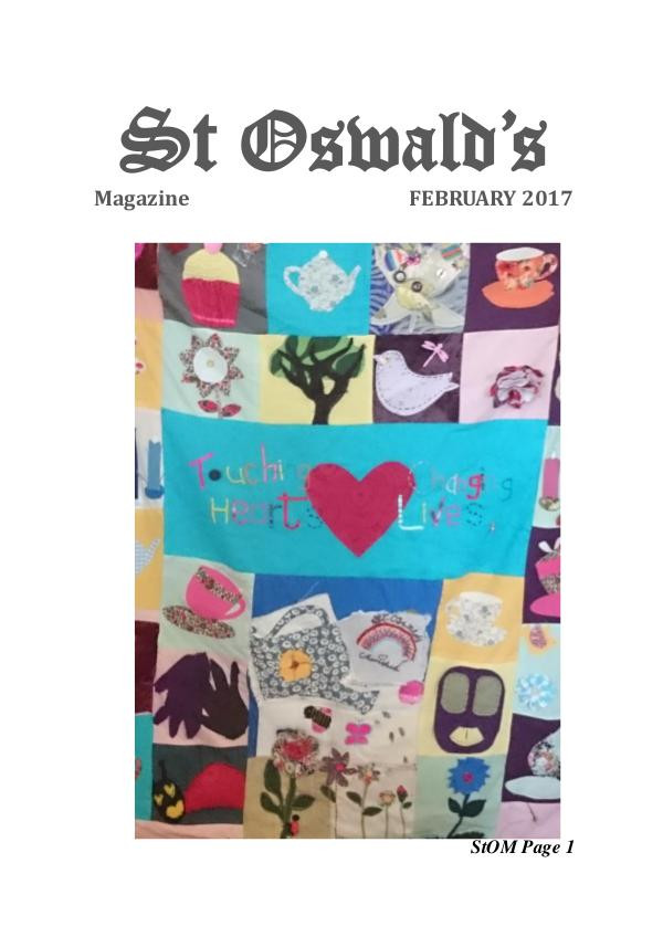 St Oswald's Magazine St OM 1702