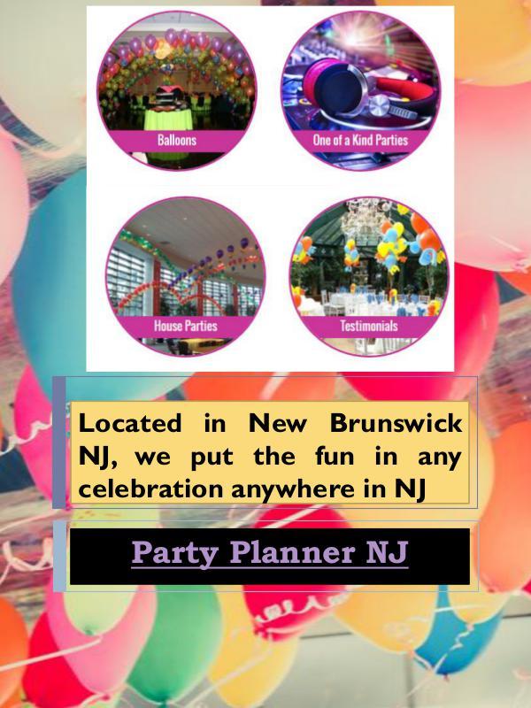 party planner nj party planner nj