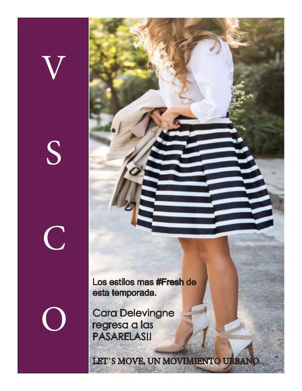 Mi primera revista Revista