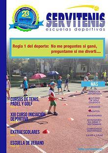 Servitenis  Magazine
