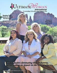 Ultimate Woman International June 2019