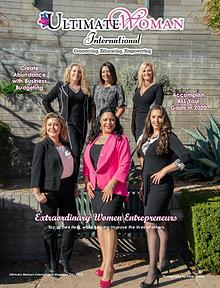 Ultimate Woman International Magazine Dec 2019