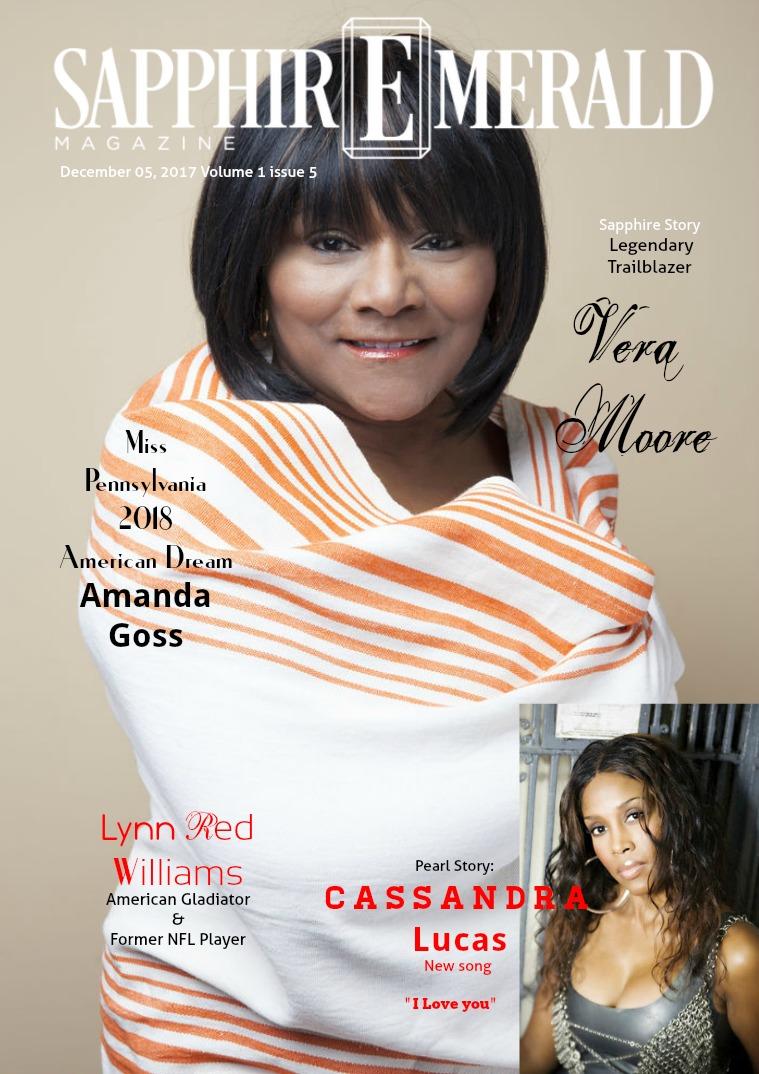 SapphirEmerald Magazine Vera Moore