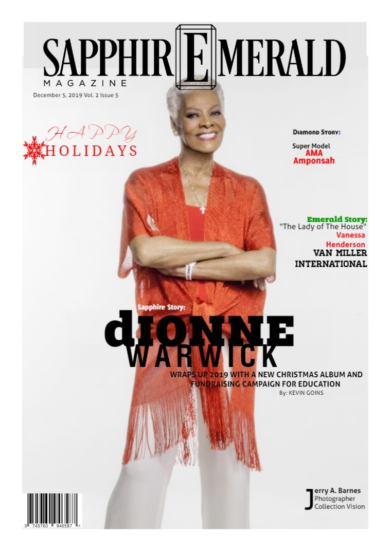 SapphirEmerald Magazine December 5, 2019 Vol. 2 Issue 5