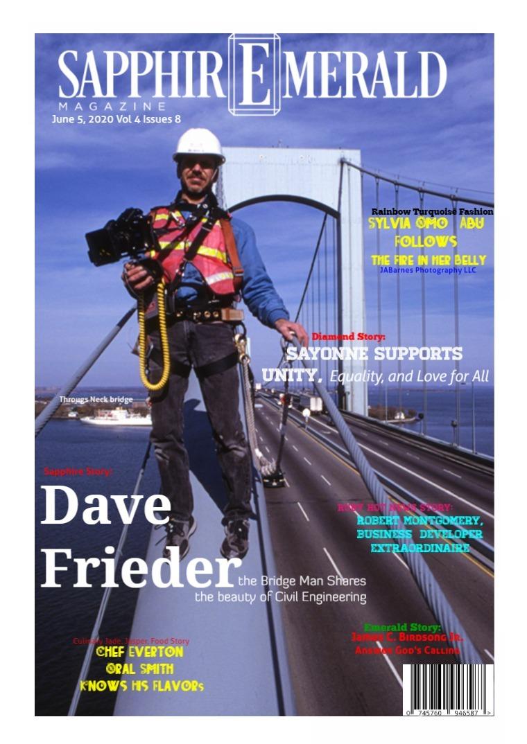 SapphirEmerald Magazine June 5, Vol 4 Issue 7