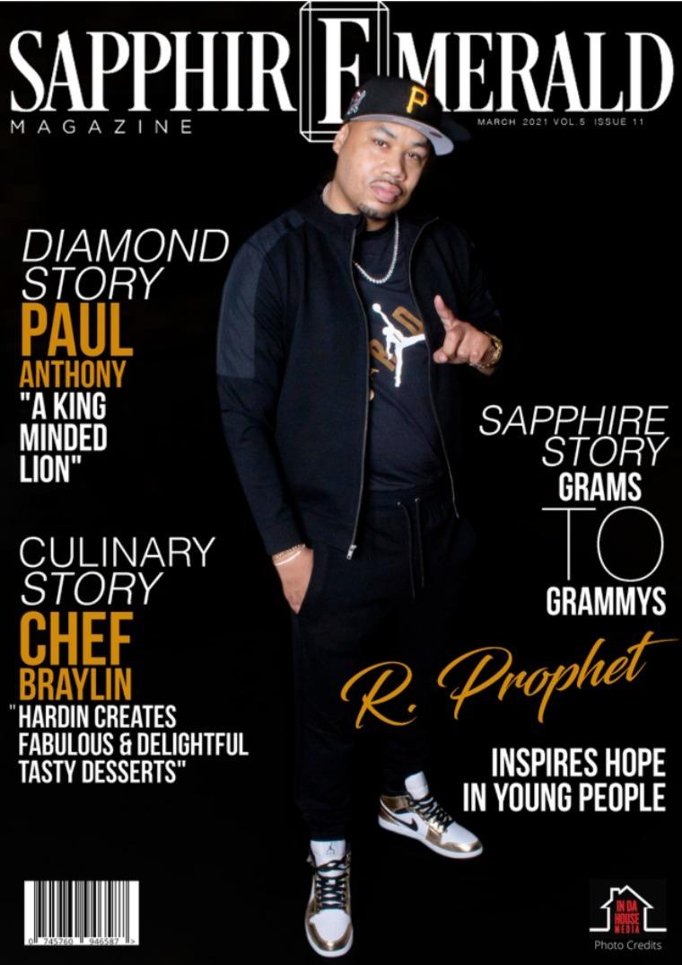 SapphirEmerald Magazine MARCH, 2021 VOL 5 ISSUE 11
