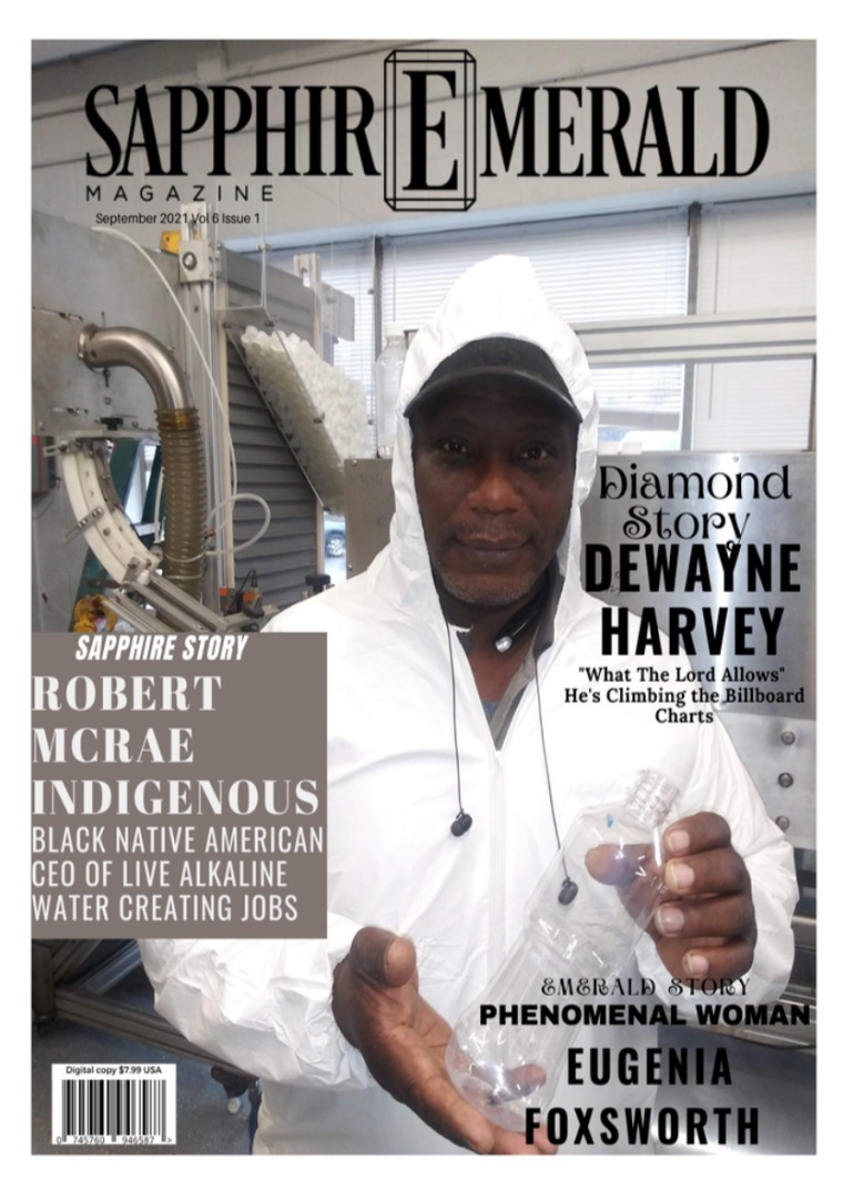 SapphirEmerald Magazine September Vol 6 Issue 1