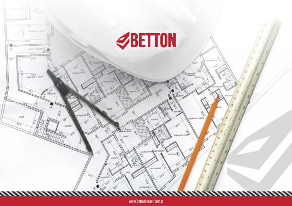 Betton İnşaat Mühendislik San.ve Tic.ltd.Şti. 1