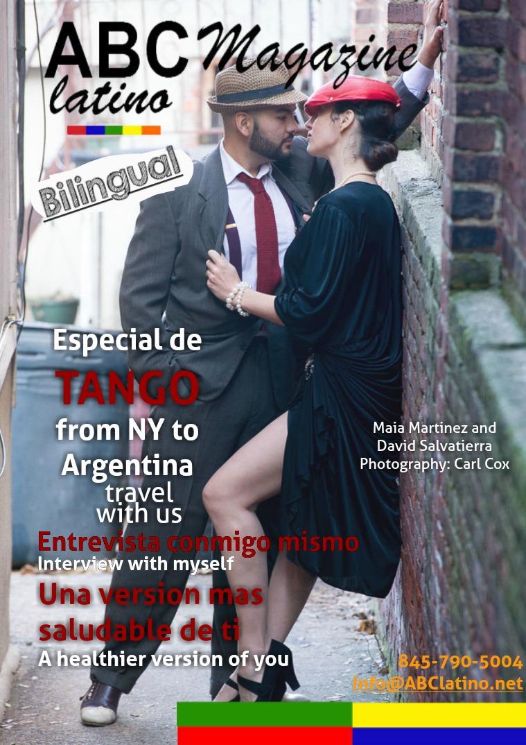ABClatino Magazine Year 1, Issue 6 - June 2017