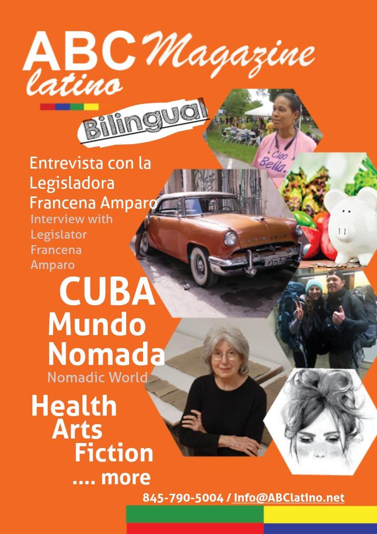 ABClatino Magazine Year 1, Issue 7 - July 2017