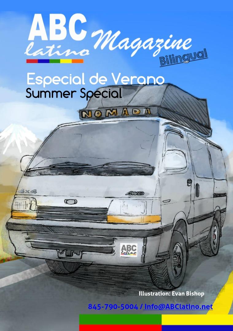 ABClatino Magazine Issue 8