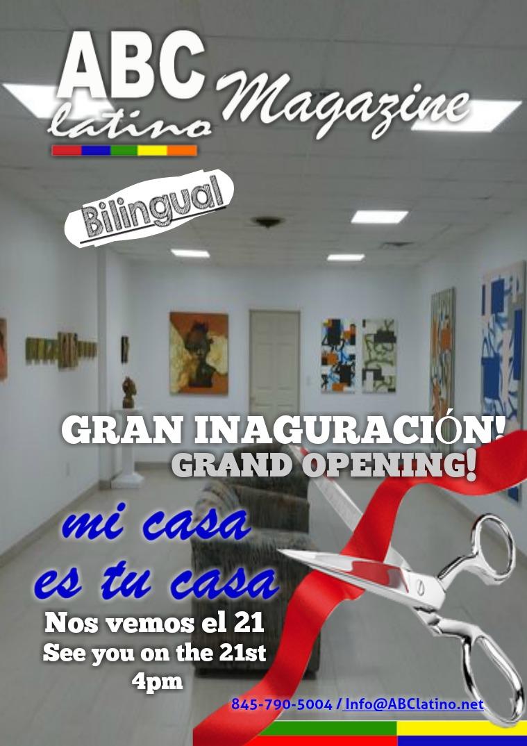 ABClatino Magazine Year 1, Issue 9