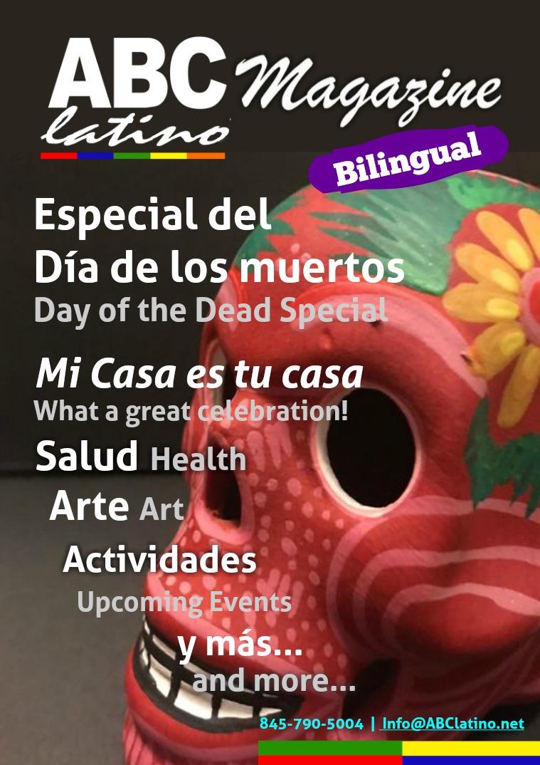 ABClatino Magazine Year 1, Issue 10