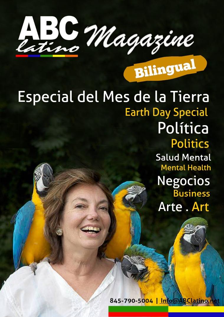 ABClatino Magazine Year 2,  Issue 4