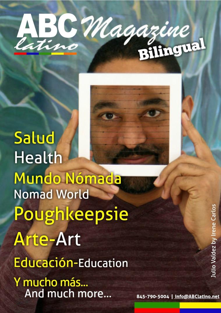 ABClatino Magazine Year 2, Issue 8